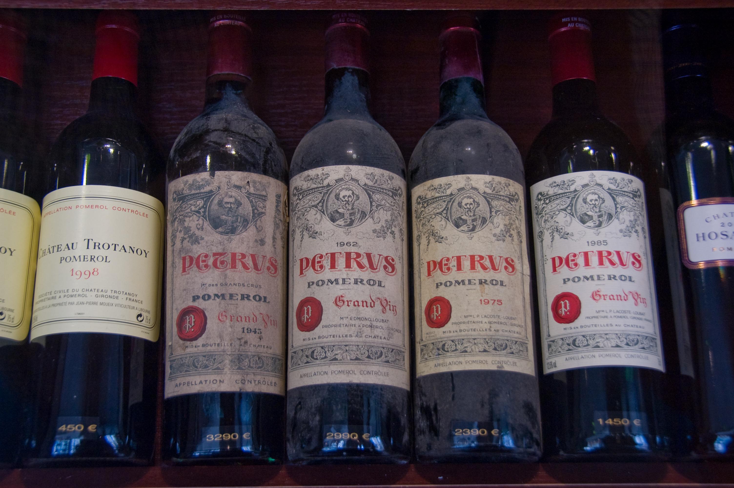 Haben Sie den im Keller? – Die teuersten Weine der Welt!
